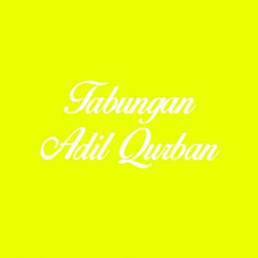 Tabungan Adil Qurban