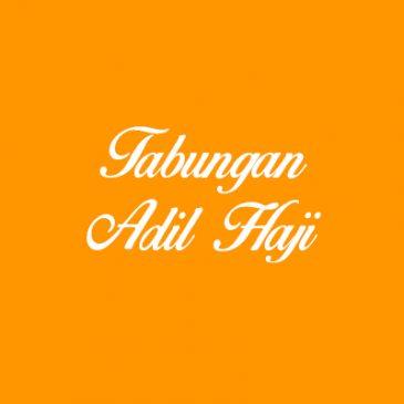 Tabungan Adil Haji